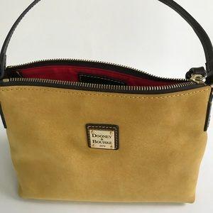 Dooney & Bourke Suede Shoulder Bag